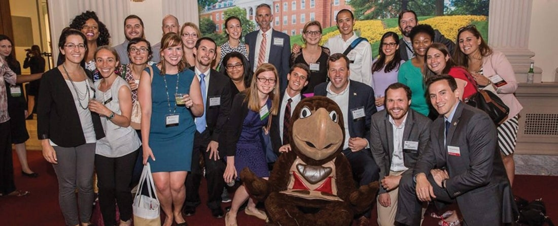 Terps on the Hill event