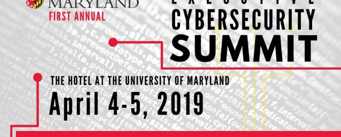 sign for cyber summit