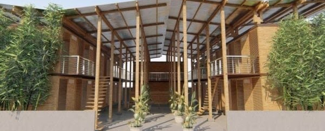 bamboo house_innovation